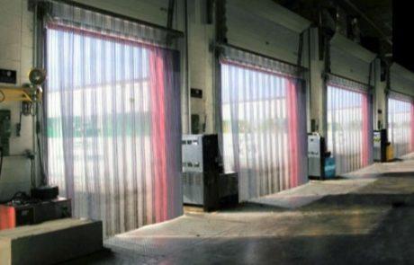 pvc strip doors