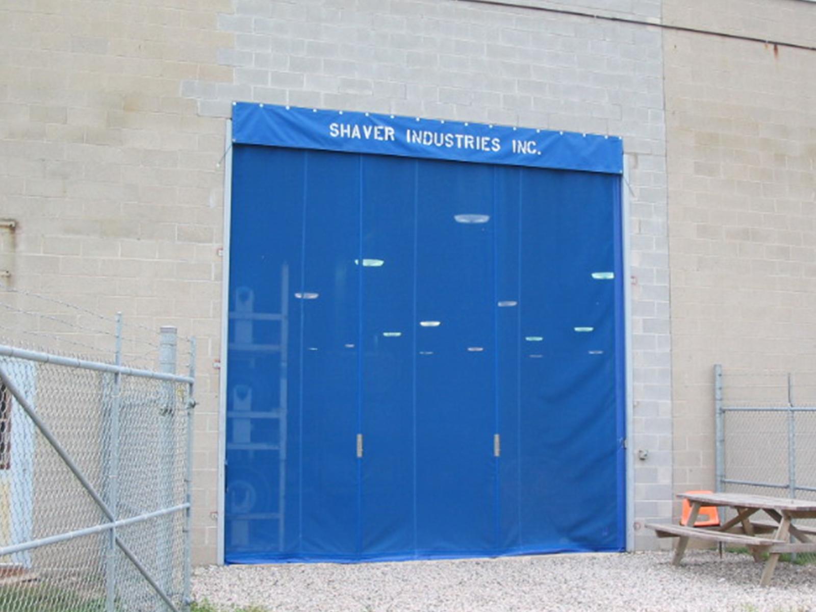 mesh roll up door