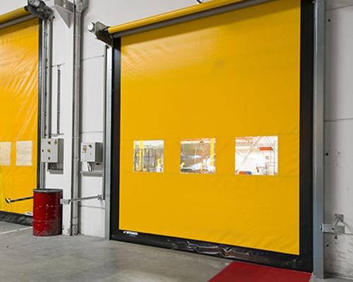 commercial roll up door